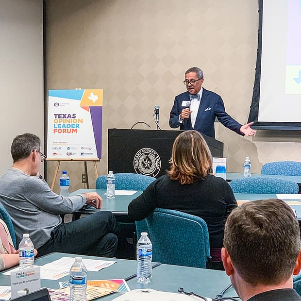Sectyr's CEO, Scott Ponaman attends Community Voices for 340B Opinion Leaders Forum